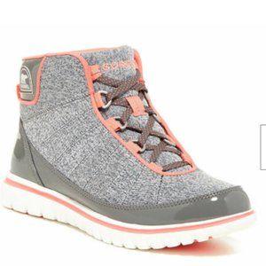 Sorel 9 Winter Snow Boots Ankle Booties Ladies